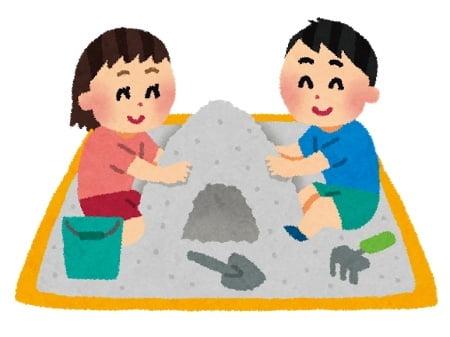 お砂場遊びの効果とオシャレなお砂場道具5選