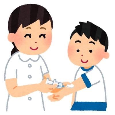 インフルエンザ予防ワクチンを接種した後の過ごし方