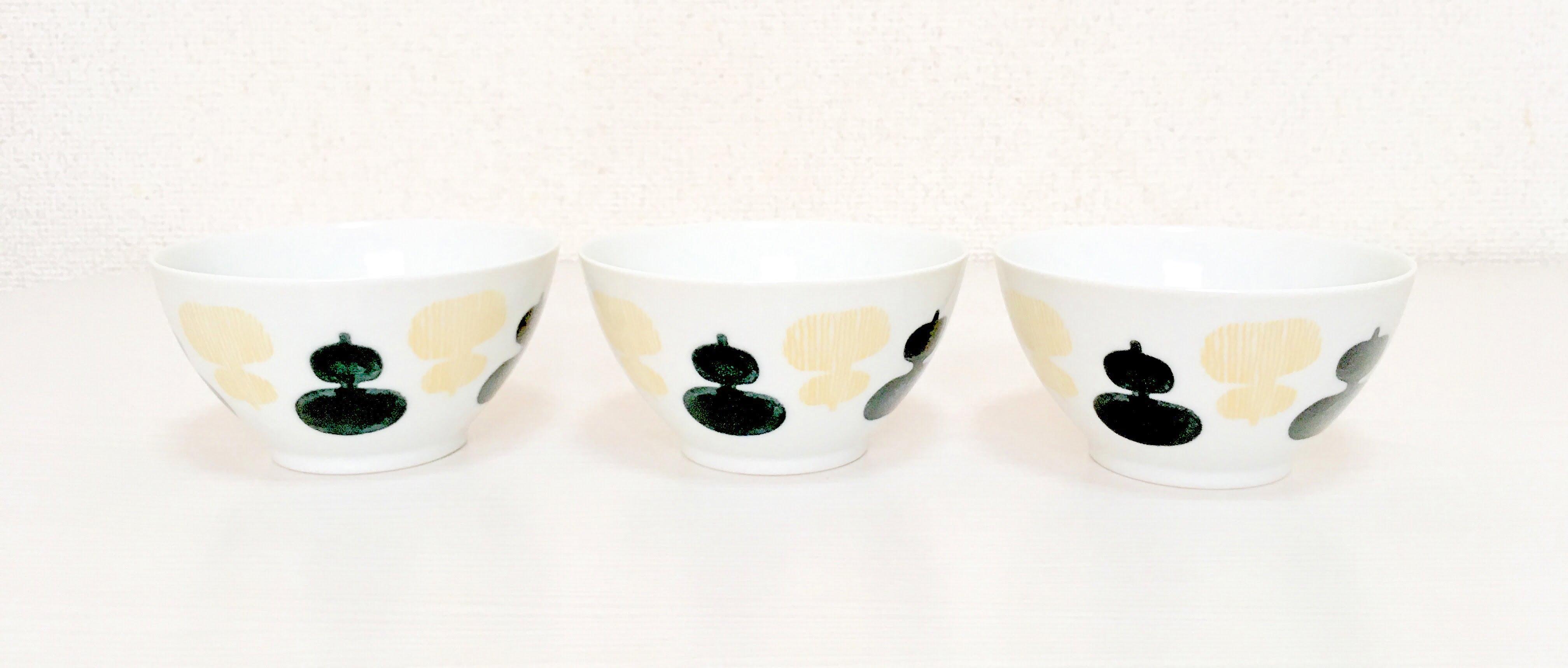 KEYUCA(ケユカ)のお皿「comofuku茶碗」を買ってみた