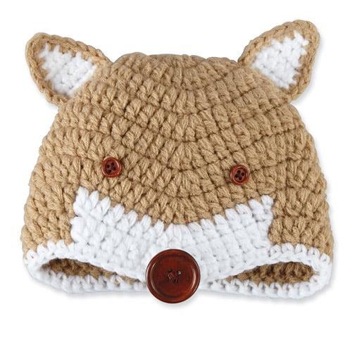 マッドパイ(キツネ)の帽子